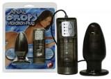 Zvětšit fotografii - Vibrační Anal Drops plug