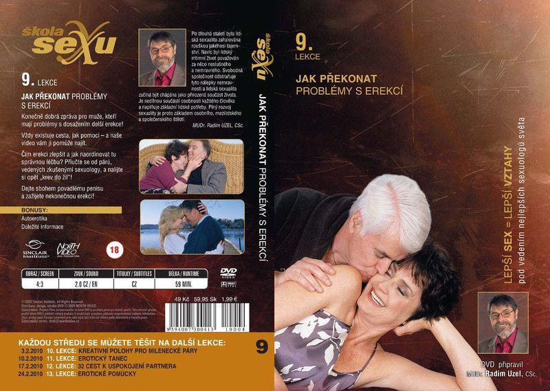 9.lekce - Jak překonat problémy s erekcí
