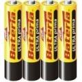 2 AAA baterie