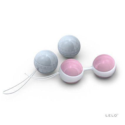 LELO Luna mini růžová / modrá