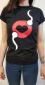 Dámské tričko erotický veletrh vzor3 S