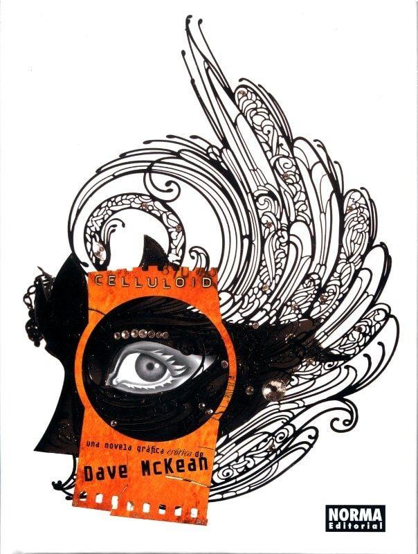 Dave McKean: CELLULOID