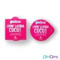 Masážní svíčka PicoBong - kokos/vanilka
