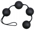 Velvet Black Balls - černé